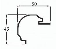 Угловой элемент для вагонки