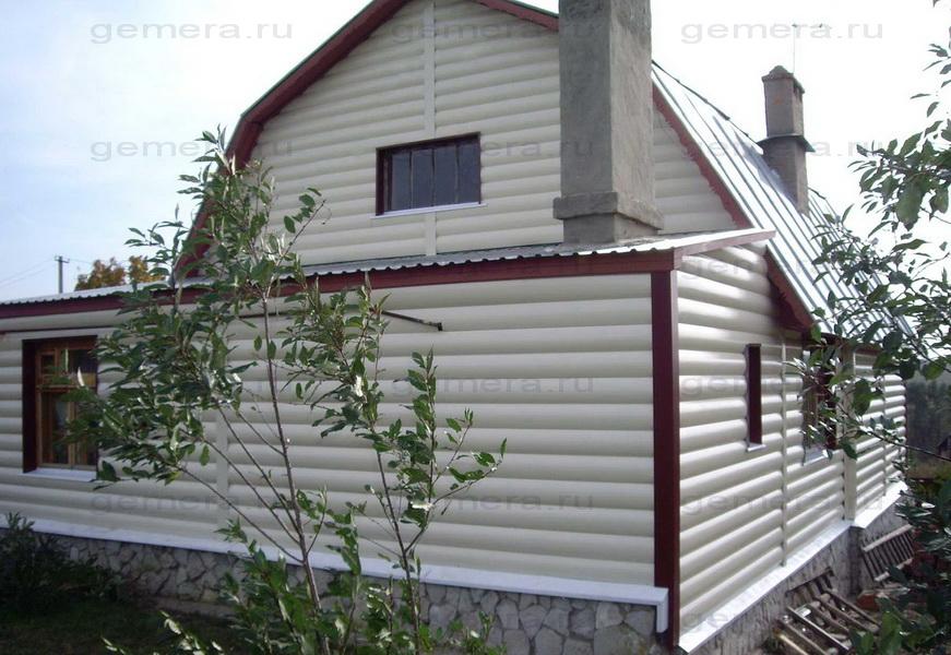 Сайдинг Docke Lux Акриловый - цвета, цена и фото ...